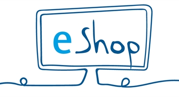Promotional banner for the RME e-shops